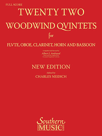22 Woodwind Quintets