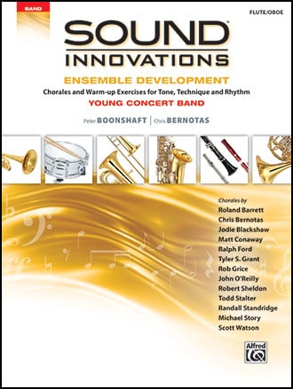Sound Innovations: Ensemble Development for Young Concert Band