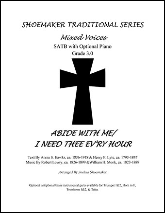 Abide With Me / I Need Thee Every Hour