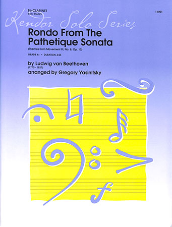 Rondo from the Pathetique Sonata