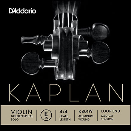 Kaplan Violin Single E Strings