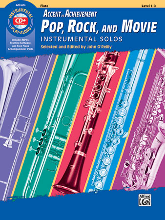 Accent on Achievement: Pop, Rock and Movie Instrumental Solos