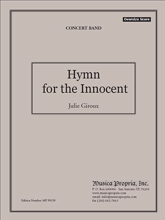 Hymn for the Innocent