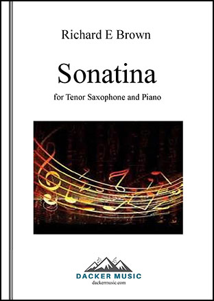Sonatina for Tenor Saxophone and Piano