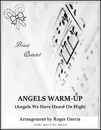 Angels Warm Up