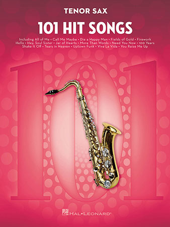 101 Hit Songs Cover