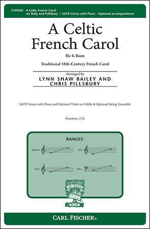 A Celtic French Carol