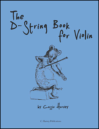 The D-String Book for Violin