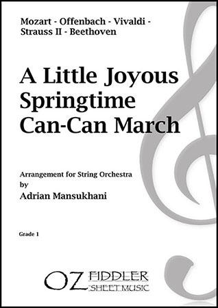 A Little Joyous Springtime Can-Can March
