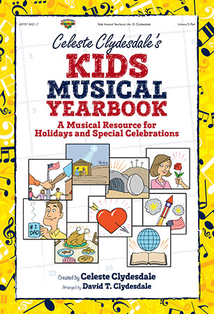 Kid's Musical Yearbook