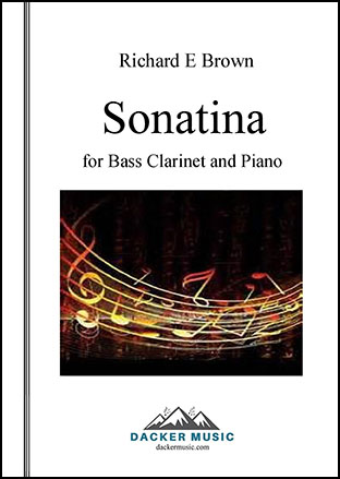 Sonatina for Bass Clarinet and Piano