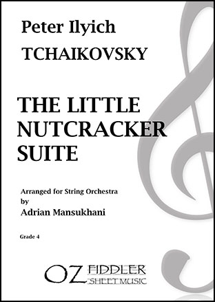 The Little Nutcracker Suite