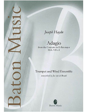 Adagio from the Concerto for Trumpet in Eb Major