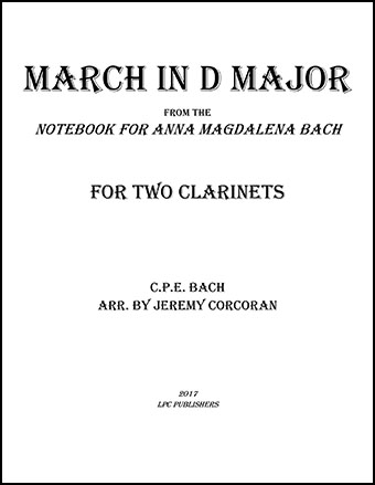 March in D Major