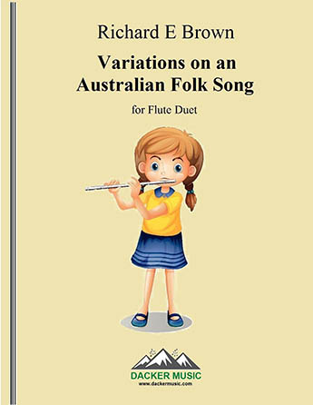 Variations on an Australian Folk Song