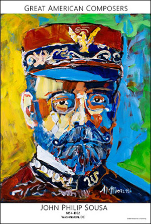 Great American Composers John Philip Sousa