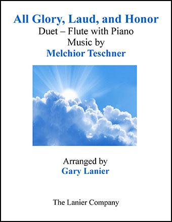 All Glory, Laud, and Honor (Duet Flute & Piano)