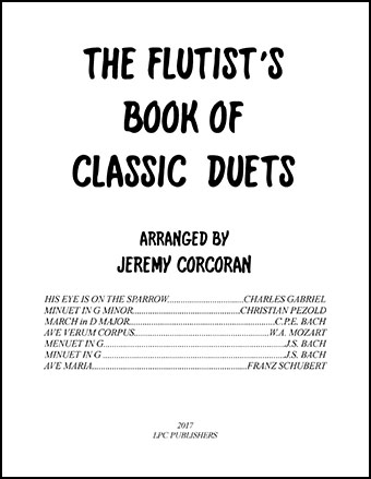 The Flutist's Book of Classic Duets