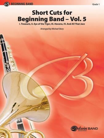 Short Cuts for Beginning Band, Vol. 5