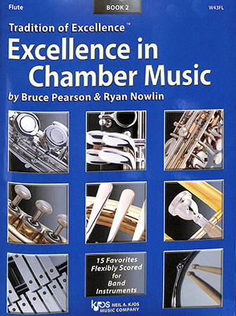 Excellence in Chamber Music, Book 2