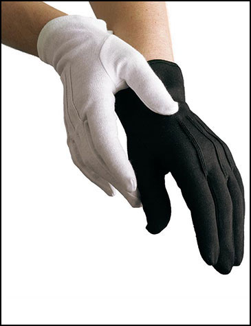 Cotton Marching Glove
