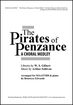 The Pirates of Penzance: A Choral Medley