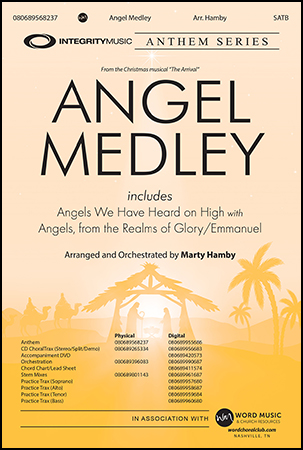 Angel Medley Cover