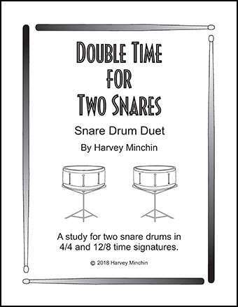 Double Time For Two Snare