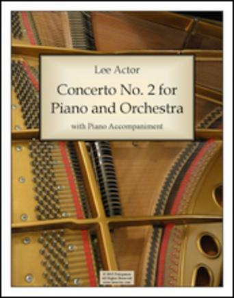Concerto No. 2 for Piano and Orchestra (2014)