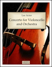 Concerto for Violoncello and Orchestra (2018)