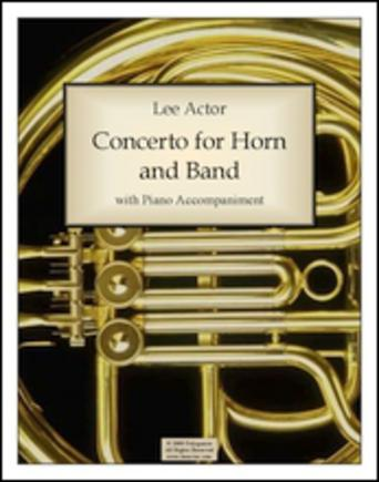 Concerto for Horn and Band (2009)