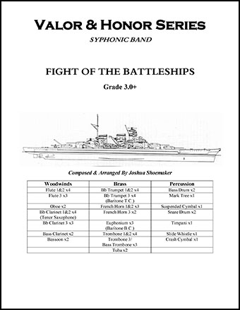 Fight of the Battleships
