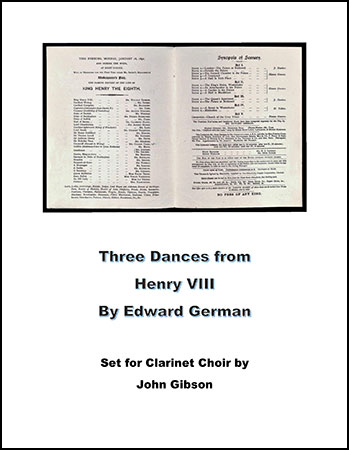 3 Dances from Henry VIII