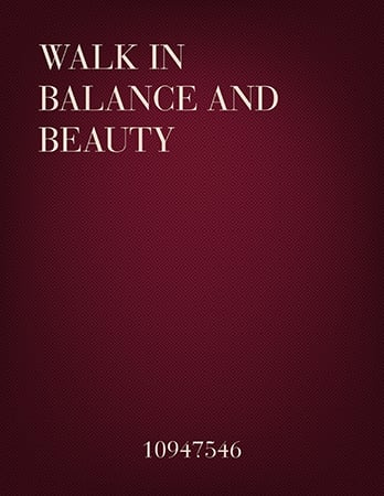 Walk in Balance and Beauty Thumbnail