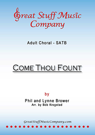 Come Thou Fount Cover