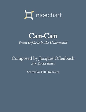 Can-Can ( from Orpheus in the Underworld)