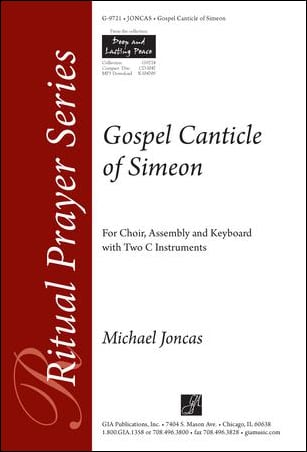 Gospel Canticle of Simeon