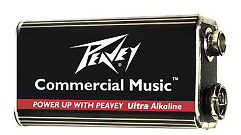 Peavey 9V Battery