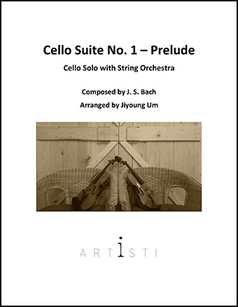 Cello Suite #1 - Prelude