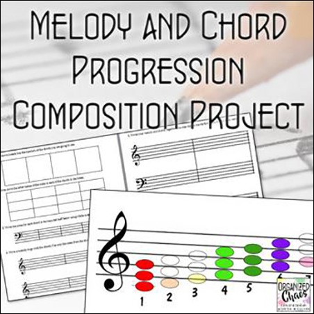 Chord Progression Composition Lessons