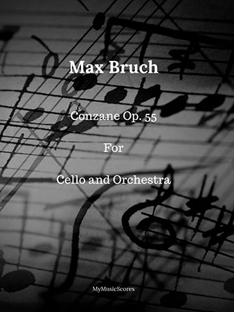 Canzone for Cello and Orchestra Op. 55