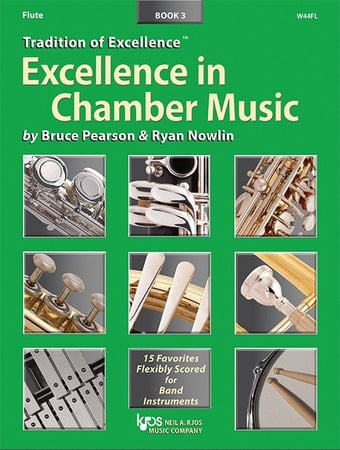 Excellence in Chamber Music, Book 3