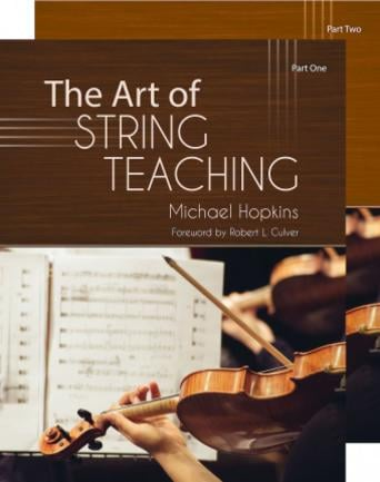 The Art of String Teaching