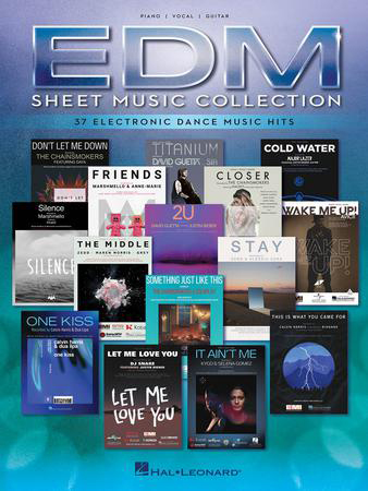 EDM Sheet Music Collection