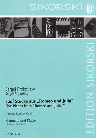 Five Pieces from Romeo and Juliet