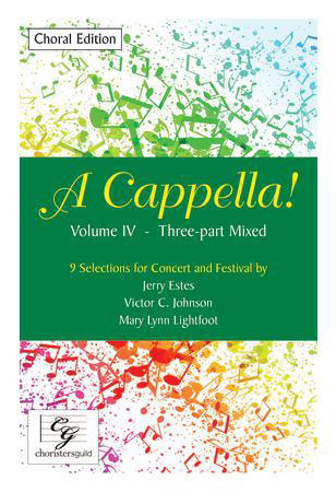 A Cappella! Volume IV - Three-Part Mixed Thumbnail