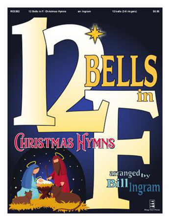 12 Bells in F: Christmas Hymns