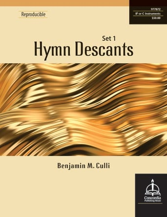 Hymn Descants, Vol.1