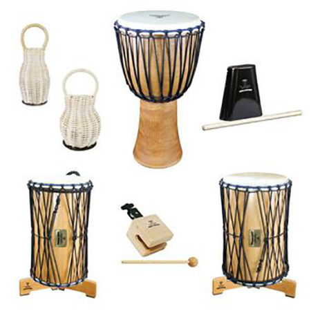 World Rhythms Collection - West African Bundle