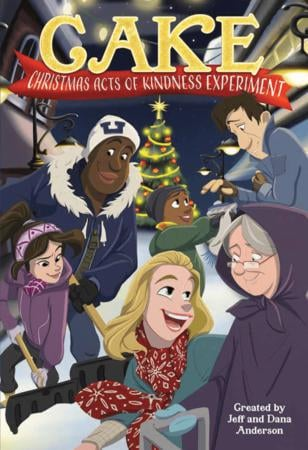 Cake: Christmas Acts of Kindness Experiment